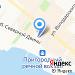 МК-Компани на карте Архангельска