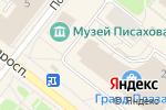 Схема проезда до компании Рио в Архангельске
