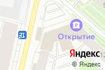 Схема проезда до компании Архангельскгеолдобыча в Архангельске