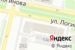 Схема проезда до компании Городские бани, МУП в Архангельске
