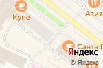 Схема проезда до компании Карат в Архангельске