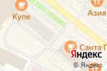 Схема проезда до компании Спорт маркет в Архангельске
