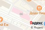 Схема проезда до компании МК-Компани в Архангельске