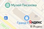 Схема проезда до компании Мастерская ручной гравировки и фотогравировки в Архангельске