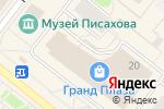 Схема проезда до компании 585 в Архангельске