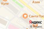 Схема проезда до компании ЗОЛОТОЙ ПЕСОК в Архангельске