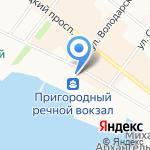 Центр кадрового резерва на карте Архангельска