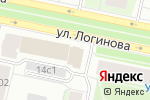 Схема проезда до компании Мир канцелярии в Архангельске