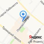 Manto на карте Архангельска