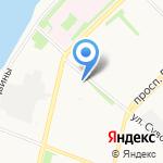 УАН Сервис на карте Архангельска