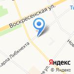 Babyroom на карте Архангельска
