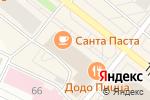 Схема проезда до компании Дайна в Архангельске