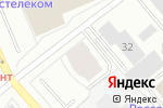 Схема проезда до компании Пятёрочка в Архангельске