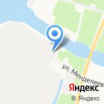 Экопроект на карте Архангельска