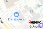 Схема проезда до компании Babyroom в Архангельске
