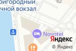 Схема проезда до компании АвтоЛогистика в Архангельске