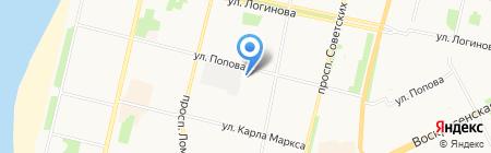 Sofi на карте Архангельска
