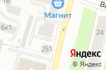 Схема проезда до компании Биолам в Архангельске