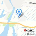Архнефть на карте Архангельска
