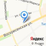 Top master на карте Архангельска