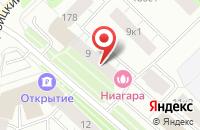 Схема проезда до компании Флагман в Архангельске