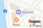 Схема проезда до компании Тандер в Архангельске