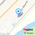 Торговая компания на карте Владимира