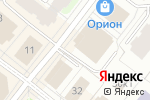 Схема проезда до компании Temple bar в Архангельске