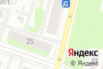 Схема проезда до компании Магазин текстиля для дома в Архангельске