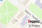 Схема проезда до компании Архангельские реставрационные мастерские в Архангельске