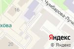 Схема проезда до компании Твой стиль в Архангельске