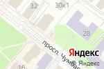 Схема проезда до компании Архангельский городской туристский информационный центр в Архангельске