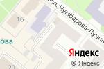 Схема проезда до компании Степень Свободы в Архангельске