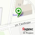 Местоположение компании 3DELO