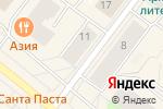 Схема проезда до компании Кладовая Здоровья в Архангельске