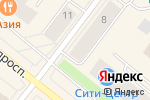 Схема проезда до компании Malibu в Архангельске