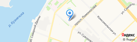 Best на карте Архангельска