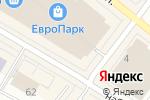 Схема проезда до компании Студия 17 в Архангельске