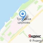 Специализированный трест по обслуживанию населения на карте Архангельска