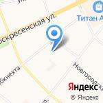 Электроматериалы на карте Архангельска