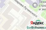 Схема проезда до компании Парикмахерская в Архангельске