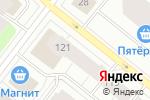 Схема проезда до компании Оптики Севера в Архангельске