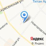 Мулен Руж на карте Архангельска