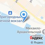 ALPHA на карте Архангельска
