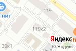 Схема проезда до компании Центр пародонтологии и имплантации в Архангельске