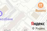 Схема проезда до компании Поморский в Архангельске
