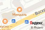 Схема проезда до компании Триумф в Архангельске