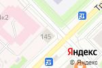 Схема проезда до компании Модница в Архангельске