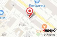 Схема проезда до компании Строим Вместе в Архангельске