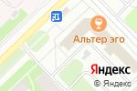 Схема проезда до компании Игра разума в Архангельске